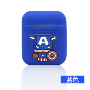 Image 5 - Hero Cartoon Wireless Bluetooth Earphone Case For Apple AirPods Silicone Charging Headphones Cases for Airpods Protective Cover