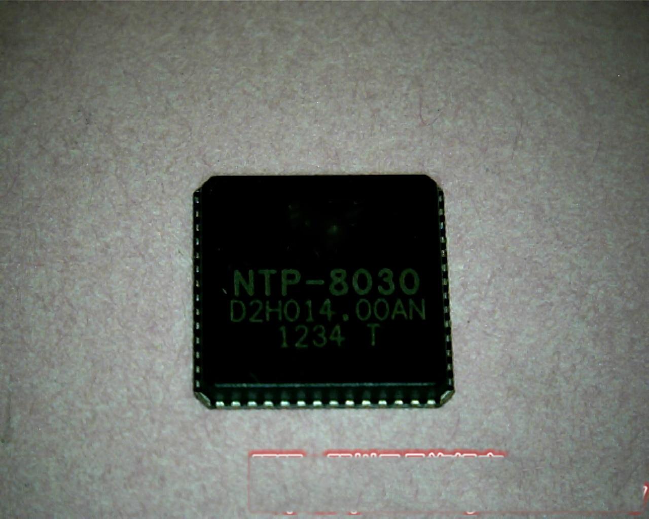 Livraison gratuite 2 pcs/lot NTP-8030 Ordinateur puce new original