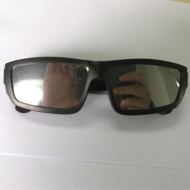 1pcs – Best Plastic Frame Solar Eclipse Filters Viewing Glasses