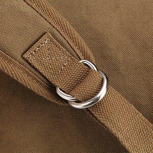 Image 5 - Muzee Huge Travel Bag Large Capacity Men backpack  Canvas Weekend Bags Multifunctional Travel Bags
