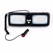 Buy commercial strobe light and get free shipping on aliexpress 86 led windshield high intensity led law enforcement emergency hazard warning strobe lights fits commercial truck aloadofball Images