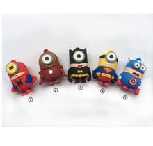 Get more info on the Hot! sale despicable me hero minions usb pen drives 64gb usb stick 4gb 16gb 32G 8G pendrive memory real capacity usb flash drive