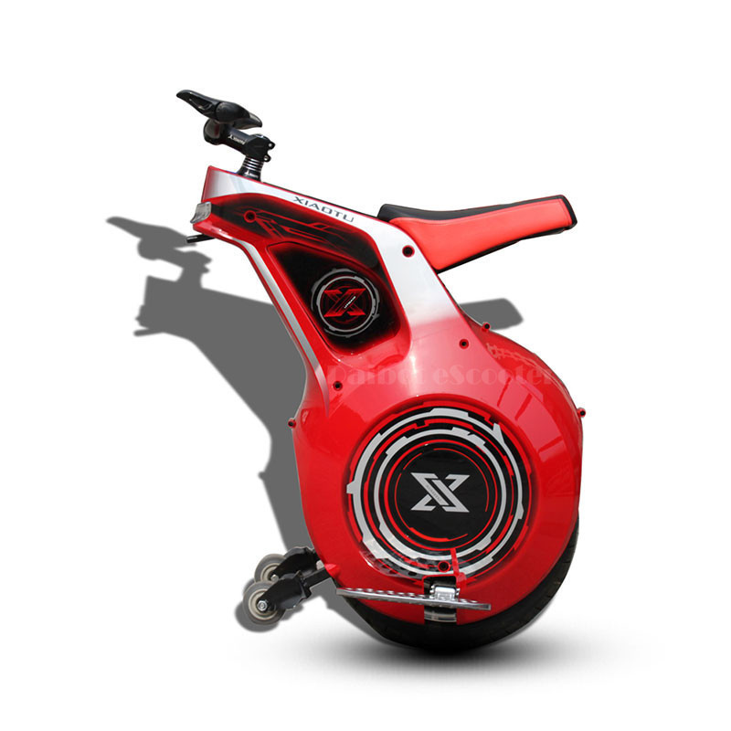 New 19 Inch Electric Motorcycle Adult With APP One Wheel Self Balancing Scooters Powerful 800W 60V Electric Unicycle One (27)