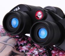 Buy online Activing Hot Professional  Panda 20X50 Binoculars Telescope HD Wide Angle BAK4 Prism 127M/1000M DE30X20