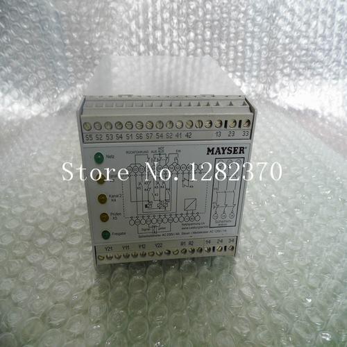 цена на [SA] New German original authentic MAYSER safety relay SG-SUE4114NA spot
