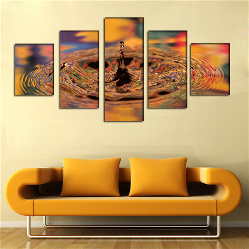 Old Fashioned Water Wall Decor Adornment - All About Wallart ...