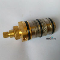 Adjust The Mixing Water Temperature Bath Shower Thermostatic Cartridge Handlekit For Bath Mixer Tap Taps Shower