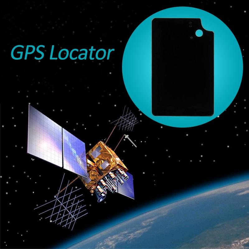 Black Bike Anti-Lost Device GPS Tracker Anti-theft Car GPS Supplies Google Link Real Time Tracking Equipment GSM Alarm Locator