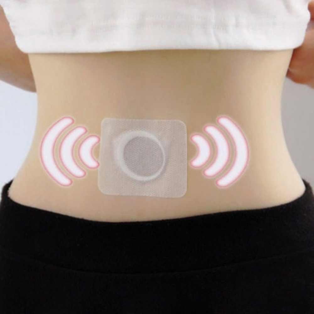 30/10 pcs ยาจีนลดน้ำหนัก Navel สติกเกอร์แม่เหล็ก Slim Detox แผ่นกาว Fat Burning Slimming Diet Patch Pads