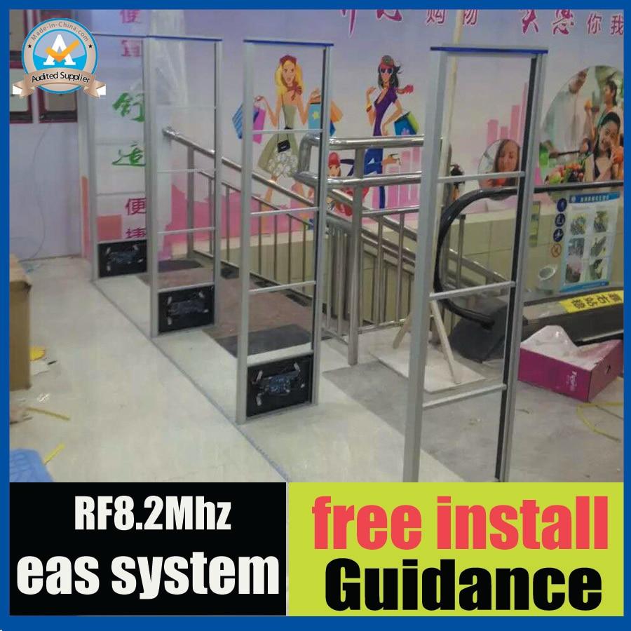 Professioneel eas-systeem RF8.2 Mhz beveiligingssensor diefstal - Veiligheid en beveiliging