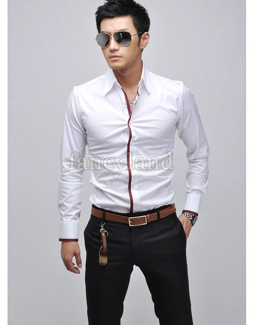 Wholesale And Retail New Fashion Men's Casual Short-Sleeved Work Shirt Men Dress Shirt Slim Solid Business Trend