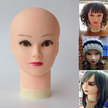 Female Mannequin Head for Wigs Manikin Head Hair Mannequin Head Hat Display Head head