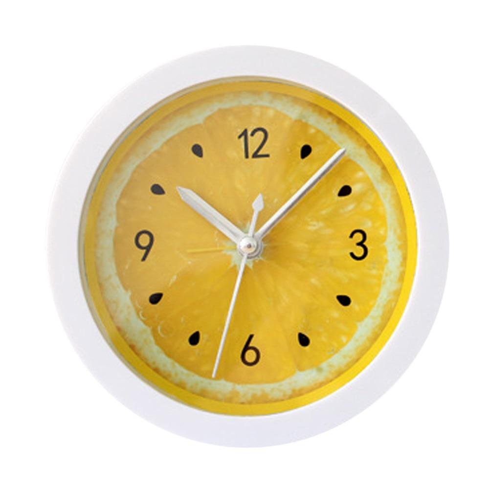 Mrosaa 23x23cm European Vintage Wall Clock Plastic Living Room ...