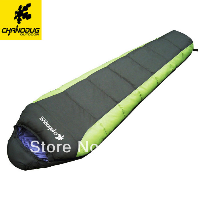 2014 new style good quality mummy -5C-10C camping sleeping bag 263 2014