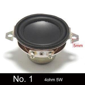 Image 4 - 1.5 inch Full Range Speaker 5W 40mm Portable Speaker 4 ohm 8ohm Mini Loudspeaker Horns Audio Car Speakers DIY Home System 2pcs