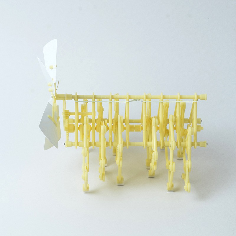Wind-Powered-Beast-Walking-Stand-Sunlight-DIY-Mini-Walker-Model-Kit-Puzzle-Toy-Small-Assembly-Model-Children-Robot-Toy-TY0113 (5)