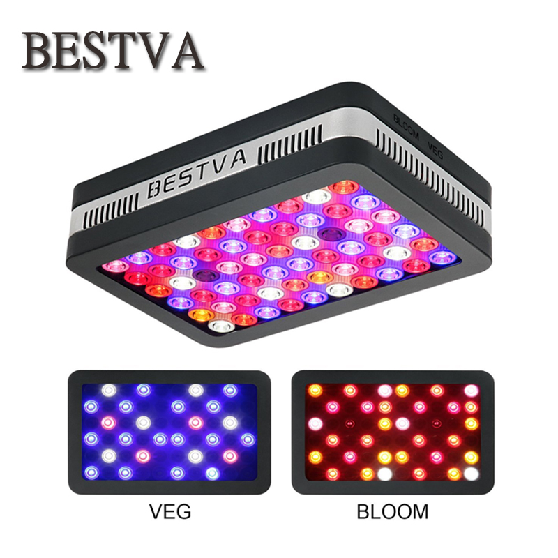 BestVA LED grow light Elite-600W Full Spectrum for Indoor Greenhouse grow tent plants grow led light  Veg and Bloom mode full spectrum cob 400w led grow light grow leds growing tent for hydroponic indoor greenhouse garden plants growing veg bloom
