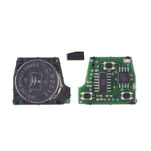 Image 5 - KEYYOU Für Lexus RX350 RX450h RX400h RX330 EX330 2004 2010 Fern Eintrag Zündung Power Key Fob 3 Tasten HYQ12BBT 4D67 315Mhz