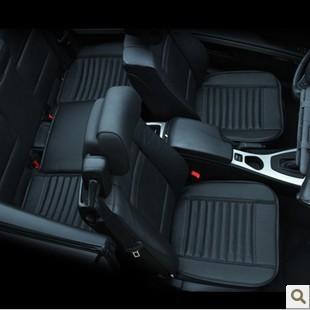Car supplies Car seat covers, spring summer premium car seat cushion, bamboo charcoal leather monolithic seat cushion