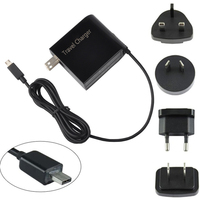 New 33W 19V 1.75A AU US UK EU Plug AC Wall Charger Power Supply Adapter for ASUS Eeebook X205T X205TA 11.6 inch Notebook PC|Tablet Chargers|Computer & Office -