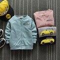 Супер Сделка! 2016 Мальчиков Осень Куртка Способа Высокого Качества Дети Верхняя Одежда Casual Детская Одежда для Девочек 4-24 Месяцев