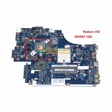 NEW75 LA-5911P MBWVF02001 MB.WVF02.001 For acer aspire 5552G Laptop motherboard Radeon HD 6650M 1GB DDR3