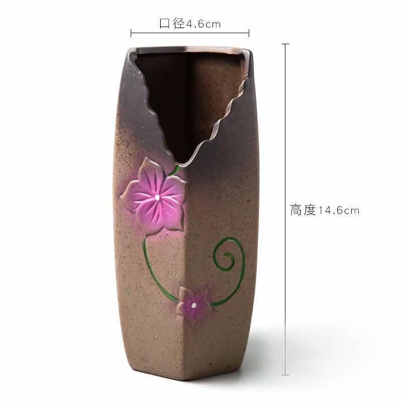 JIA-GUI LUO céramique Vase nordique décoration maison nordique décoration maison fleur Vase Jarrones Decorativos Moderno C054