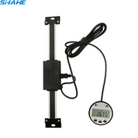 0 150mm digital scales remote Digital DRO Table Readout Scale for Bridgeport Mill Lathe Linear Magnetic digital linear scale