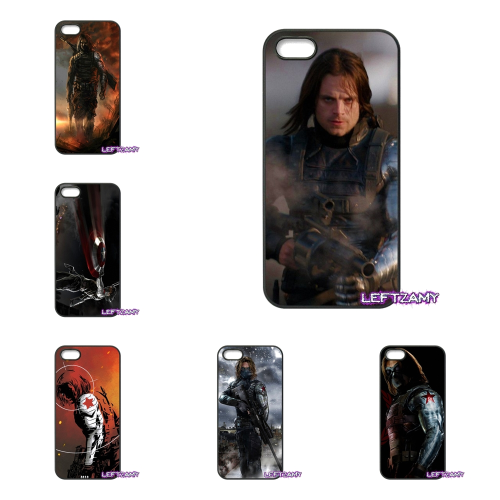 Winter Soldier Captain America Phone Case Cover For HTC One M7 M8 M9 A9 Desire 626 816 820 830 Google Pixel XL One Plus X 2 3