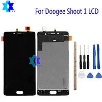 For Doogee Shoot 1 LCD Display Touch Screen Panel Digital Replacement Parts Assembly Original 5 5