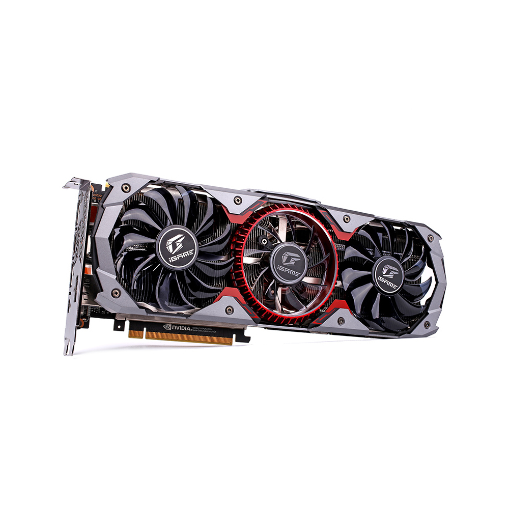 Colorful IGame GeForce RTX 2070 Advanced OC Graphic Card GDDR6 8G 256Bit Armored Escalation