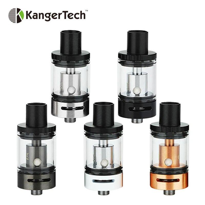 Original Kanger Subtanks Mini-C Zerstäuber 3 ml e-liquid Kapazität Top füllen Kangertech Subtanks Einstellbar e-flüssigkeit Kanal Tank E cig