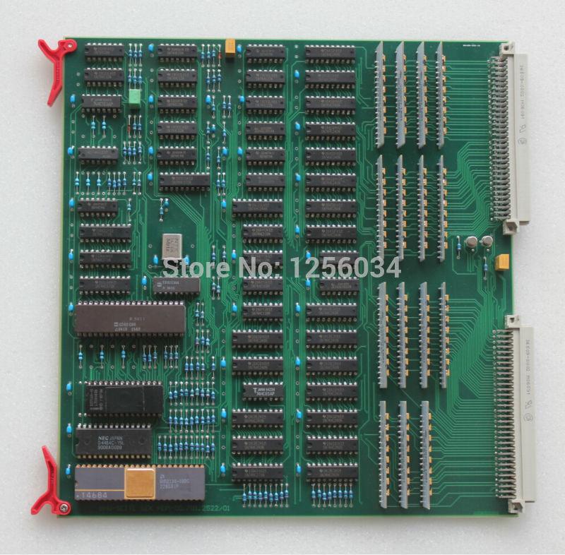 1 piece SEK board for heidelberg SM012 machine 00.781.2522/01, printing board for SM 102 machine стоимость