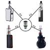 Cewka do QAZ MINI 80W Vape elektroniczny papieros parownik FLYoung X3 X1 T80 lexington 50W gitara Atomizer parownik odporność na