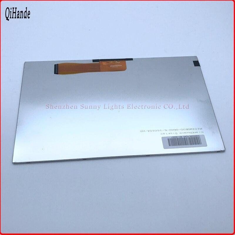 купить Original New HD LCD Screen For MF1011683006B 30PIN Tablet Inner Screen LCD PANEL LCD display по цене 1820.28 рублей