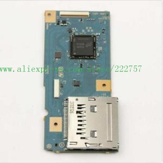 New Original big motherboard/main board/PCB repair Parts for Sony DSC-HX400 HX400 digital camera 2017 liitokala 2pcs new protected for panasonic 18650 3400mah battery ncr18650b with original new pcb 3 7v