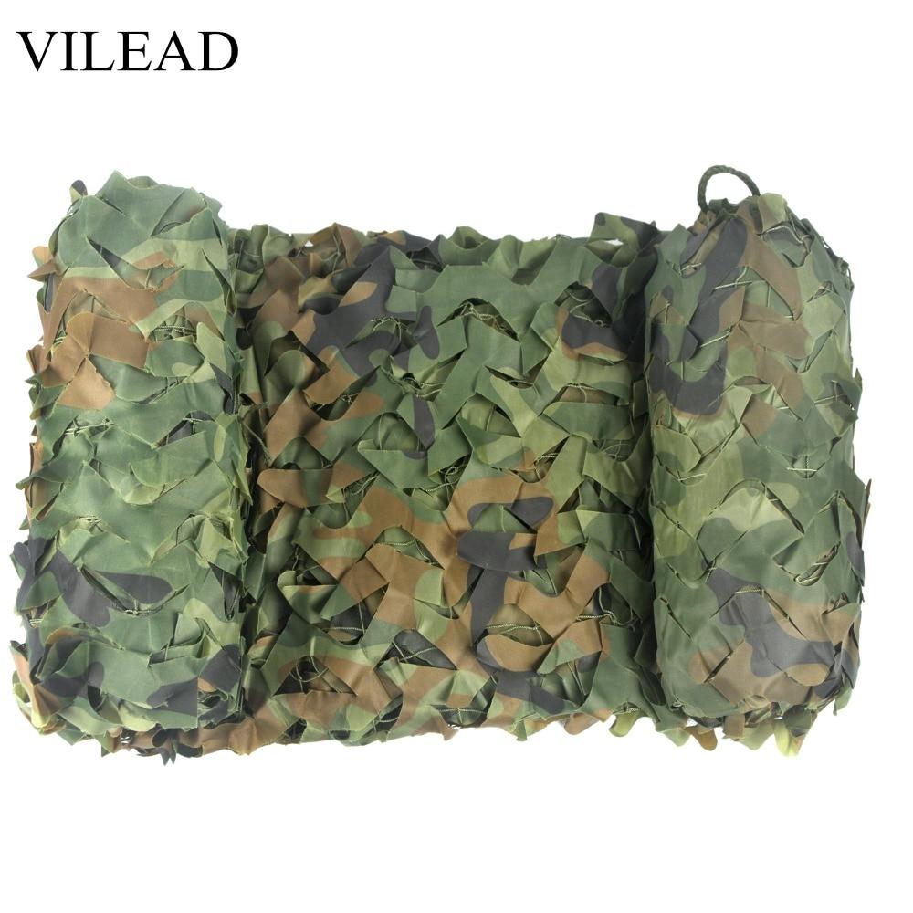 Free shipment Military Camouflagle Net Woodland Army Camo net Hot sale Sun shade 2*4M
