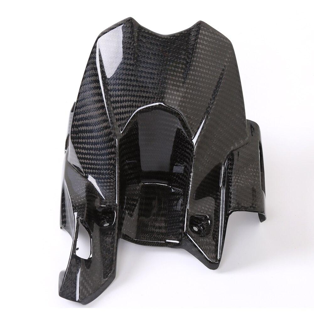 Мотоцикл углеродного Волокно заднее крыло брызговик Обложка мото крыло обтекатель Интимные аксессуары для Kawasaki Z800 2013 2014 2015 2016