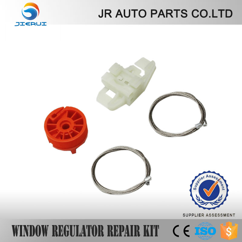 FOR RENAULT SCENIC II 2 WINDOW REGULATOR REPAIR KIT FRONT RIGHT