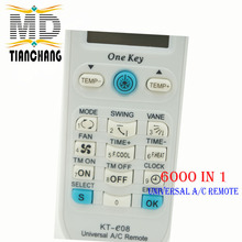 UNIVERSAL A/C Air conditioning REMOTE CONTROL