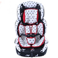 9M-12Y Toddler Baby Safety Chair Children Breathable Removable Cushion Five-point Harness Auto Seat Kids Fashion Adjustable Use