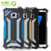 Luxury High Quality Ultrathin Aluminum Frame Bumper Metal Case For Samsung Galaxy S7 S7 Edge Cover