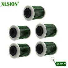 Xlsion 5 шт./Букет невесты 6 штук в партии 10 шт элемент топливного фильтра для Yamaha VZ/F 150-200-225-250-300-350 6P3-WS24A-01-00 Сьерра-18-79809