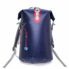 16L Lightweight Waterproof Swimming Backpack Bag For Outdoor Hiking Trekking Ocean Pack Dry Sack Bag Impermeable Backpacks Bags
