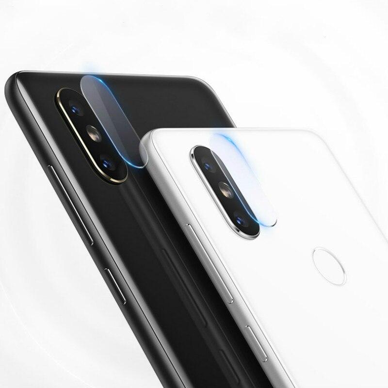 Back Camera Lens Film For Xiaomi Redmi 5 Plus Note5 For Xiaomi Mi6X A2 Mi6 Mi5 5X 5S Plus Max Camera Protector Tempered Glass
