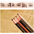 4Pcs/set   Black Grey Light/Dark Brown  Makeup Cosmetic Eye Liner Eyebrow Pencil  Pen Tool