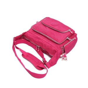 Image 5 - TEGAOTE Luxury Women Messenger Bag Nylon Shoulder Bag Ladies Bolsa Feminina Waterproof Travel Bag Womens Crossbody Bag