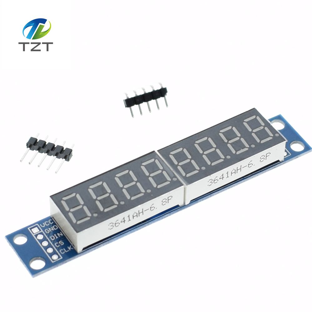 top 9 most popular max7219 digital tube display control