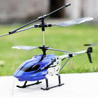 3.5CH 4.5CH electric indoor RC AIRCRAFT helicopter remote control unbreakable remote controltoys model free post