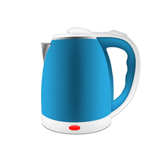 Electric kettle heat anti-dry dry 2.1L large capacity 1500Wblue anti-hot buyers bear the freight